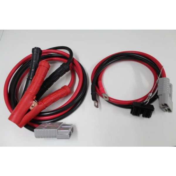 Anderson Plug 175amp Heavy Duty Jump Start Leads Recovery